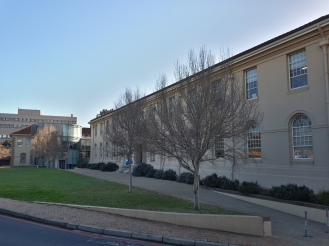 Albert beit building, formerly Department of Medical Biochemistry, UCT Medical School
